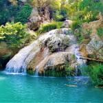 Водопады Пелопоннеса. Райский уголок в Греции.